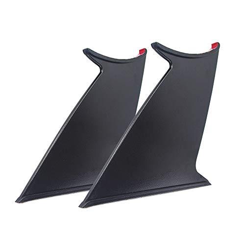 TONGDAUR Lichtgewicht 2 stuks Car Wing Spoiler Ondersteuning Stabilizer for Subaru STI 2015-18 Spoiler Wing Stiffi Ondersteuning Bracket
