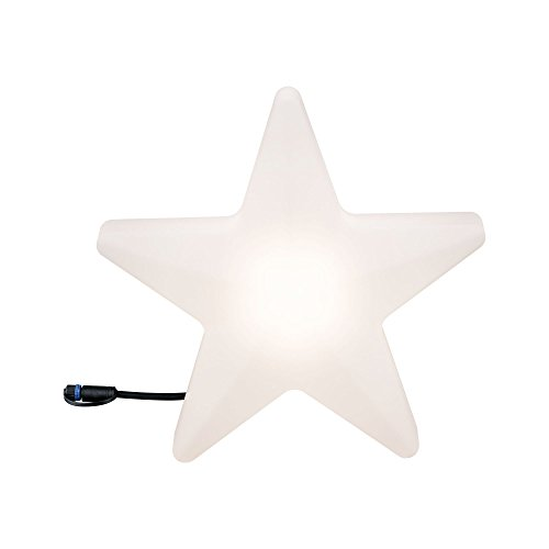Paulmann 941.84 Outdoor Plug & Shine Lichtobjekt Star IP67 3000K 235lm 24V Dekoleuchte Gartenleuchte Terassenleuchte 94184