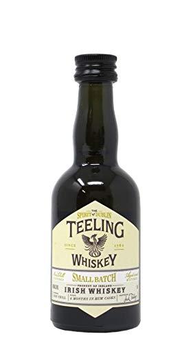 Teeling Whiskey Co. - Single Malt Small Batch Miniature Irish - Whisky