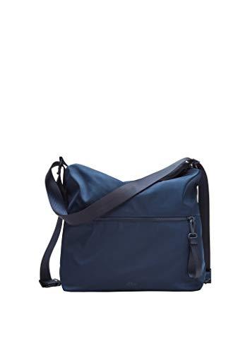 s.Oliver Damen 2-in-1 Rucksack-Tasche dark blue 1