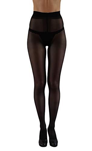 Annes 40 Denier Sheer Everyday Panty - Verkrijgbaar in zwart, natuurlijk en grijs