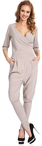 Merry Style Monos de Vestir Largo Elegante Casual Ropa Fiesta Mujer K01...
