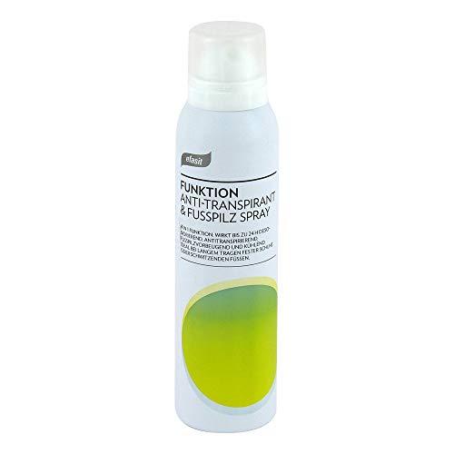 EFASIT Antitranspirant & Fußpilz Spray 150 ml