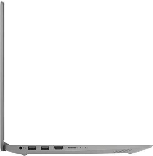 Product Image 3: 2020 Lenovo IdeaPad Laptop Computer, 14″ Display, AMD A6-9220e 1.6GHz, 4GB RAM, 64GB eMMC Flash Memory, AMD Radeon R4, 802.11AC WiFi, Microsoft Office 365, Windows 10 Home, Platinum Gray