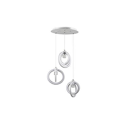 Tragbare günstige Geschenke für FrauenModerne LED-Kronleuchter Design mit hochwertigen Metallbeschlägen Es dauert nur EIN Paar Minuten, um Ihr Zimmer zu beleuchten