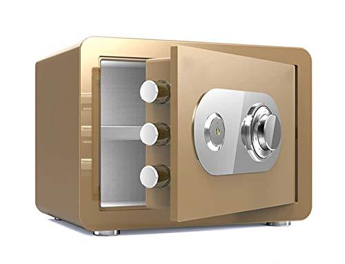 Caja De Seguridad Caja De Seguridad Mecánica Con Contraseña, Pequeña a Prueba De Fuego Impermeable Protección Contra Robos Caja De Seguridad Invisible Caja De Acero Caja De Almacenamiento Con Candado
