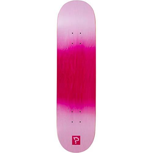 Enuff Skateboards Enuff Tri-Tone Deck Skateboard, Unisex, Erwachsene, Unisex-Erwachsene, ENU008, Rosa (Pink), 8''