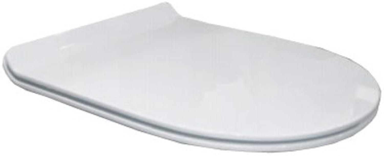Flaminia 5051?cw05lat Slim in Thermoset Seat Link, White Satin