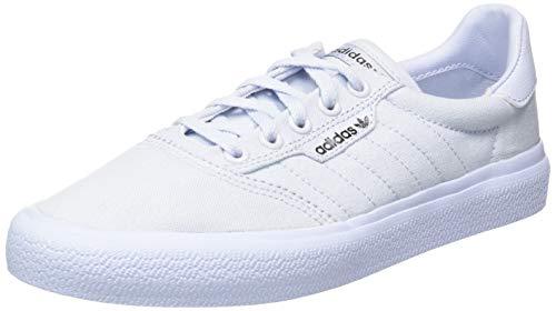 adidas 3Mc, Zapatillas de Skateboard Unisex Adulto, Azul (Aero Blue S18/Core Black/Aero Blue S18 Aero Blue S18/Core Black/Aero Blue S18), 44 EU