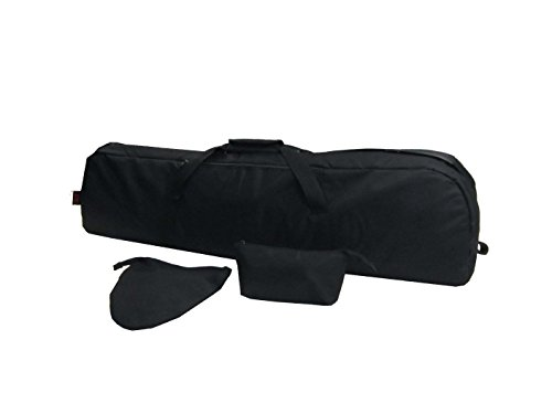 Kuool Camera Protective and Padded Telescope Carry Case - 37.7