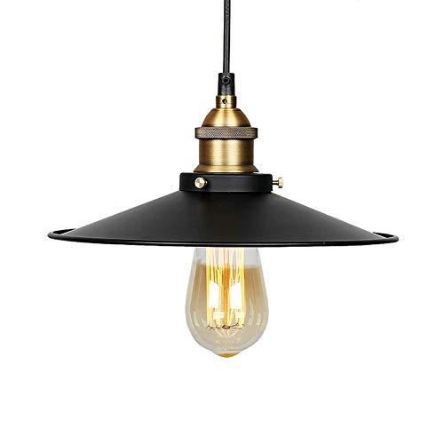 Moderne Vintage Retro INDUSTRIE loft Glasdeckenlampenschirm Pendelleuchte(30cm)