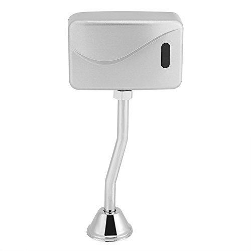 Sensor de Infrarrojos Válvula de Descarga de Urinario Mosaico de Urinario Automático Alimentado Por Batería Electrodomésticos Ahorro de Agua Dc 6V Para Baño Grifos de Inodoro Wc