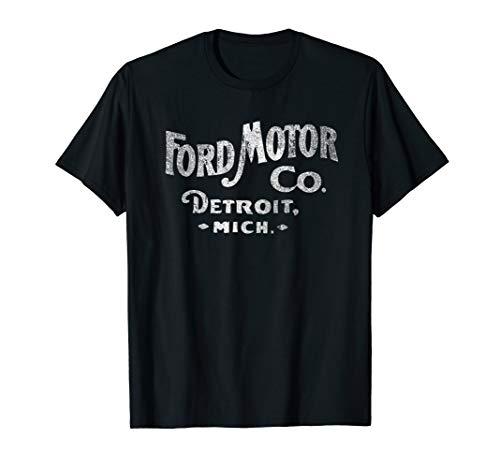 Ford Motor Co. Detroit Michigan T-Shirt