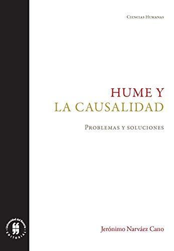 Hume y la causalidad: Problemas y soluciones (Spanish Edition)