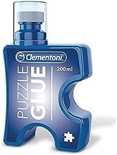 Clementoni Clementoni-37000-Accessoires-Colle pour Puzzles, 37000, Multicolore