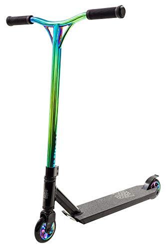BLAZERPRO Complete Scooter Outrun Skateboard Hockey-Skateboard und Rollschuhen auf Rädern, Unisex, Mehrfarbig, 500