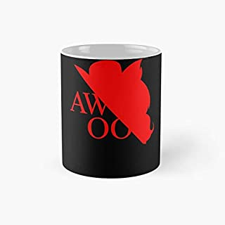 AWOO - Funny Gift for Best Friends, Lover