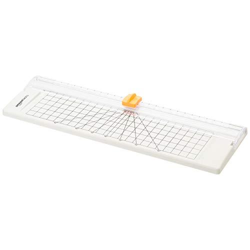 Amazon Basics Papierschneidemaschine, für Kraftpapier, 30,5 cm