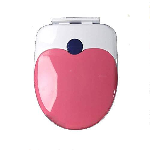 yjll toiletbril met kinderzitje vriendelijke potje training zachte sluiten U-vorm
