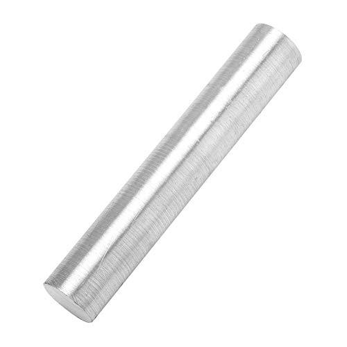 Varilla de magnesio - Varilla metálica de magnesio Mg Elemento Bar Alta pureza 99.99% Accesorio de emergencia de supervivencia (18 * 100 mm)