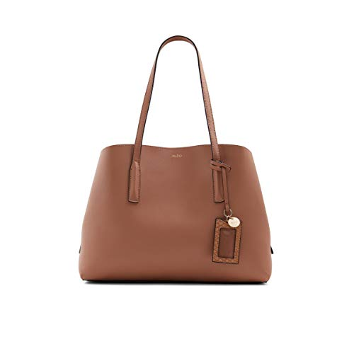 ALDO Women's Ramadaa Tote Handbag, Light Brown