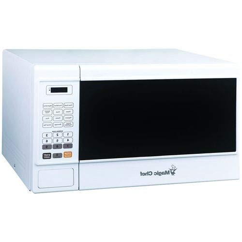 OKSLO #mcm1310w microwave oven, 1.3 cu. ft, countertop, 1,000 watts, white