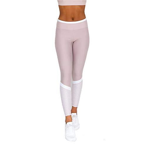Vrouwen met hoge taille en yogabroek gym gamassen voor vrouwen fitness panty sport kleding dames kostuum leggings loop