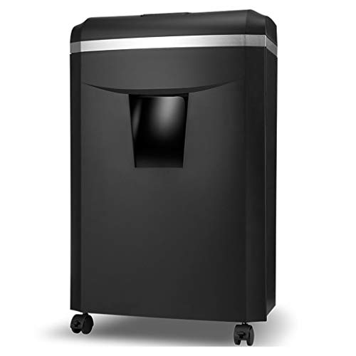 Check Out This Shredder Household Silent Mobile 4 Level Secret Business 25L Large Capacity (Color : ...