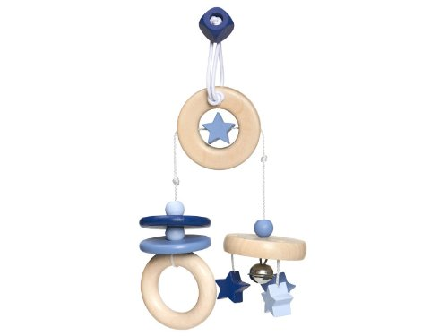 Selecta Spielzeug - 31480 - Hochet - Sternchen Spaß - Bleu