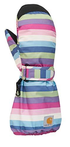Carhartt Mädchen Handschuhe Stripes Mitt - mehrfarbig - XL