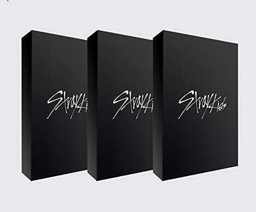 STRAY KIDS GO生 1st Album STANDARD C VER CD+POSTER+Libro de fotos+3 Tarjeta+Film+Lyric+PreOrder+TRACKING CODE K-POP SEALED