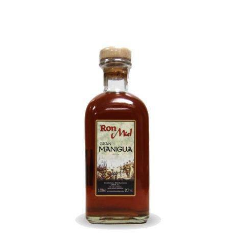 Destilados de primesisima calidad, con las mejores materias primas, sabor exquisito. Destilerías LIBER. Envío GRATIS 24h. (Ron miel Gran MANIGUA 1L)
