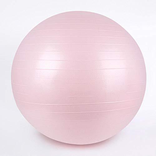 YSCYLY BalóN De Gimnasio,Masaje Fitness Ball 55cm / 65cm / 75cm,Equilibrio A Prueba De Explosiones Ball