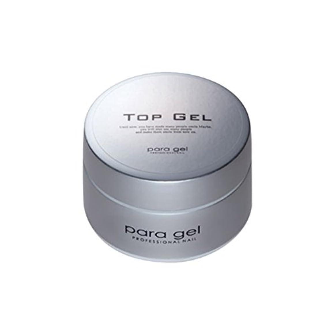 ぼんやりした性差別爬虫類para gel トップジェル 10g