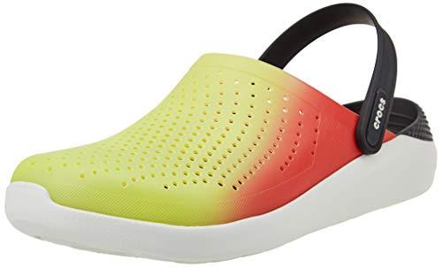 Crocs Literide Color Dip Clog, Obstruccin Unisex Adulto