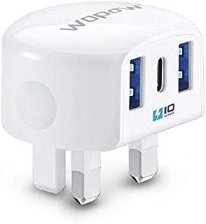 Wopow A15 2 USB iQ 1 Type C