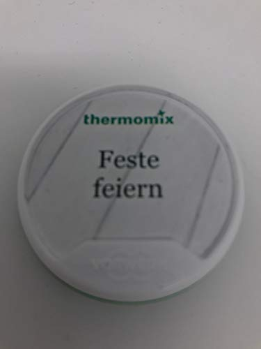 Original Vorwerk Thermomix TM5 Rezept Chip Rezeptchip Feste feiern