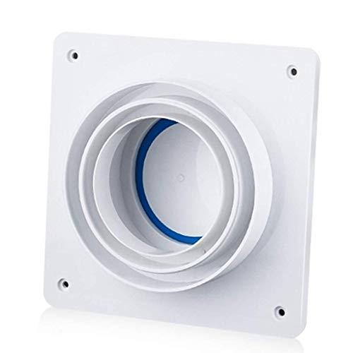 ZYING Ventilador de ventilación, Muy Tranquilo Ventilador de ventilación combinada for el Hogar Baño Cocina Potente Extintor