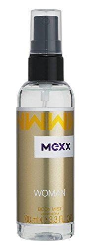 Mexx Woman – Body Spray – Blumig-frisches Damen Parfüm mit Zitrone, Rose und Jasmin – 1er Pack (1 x 100ml)