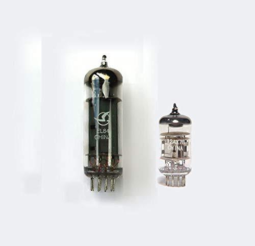 Jellyfish Audio EL84 & 12AX7/ECC83 - Juego de válvulas para amplificador de...