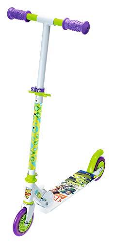 Patinete 2 Ruedas Toy Story (Smoby 750361)