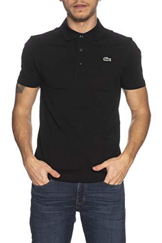 Lacoste YH4801 00 Polo Sport, Noir, M para Hombre