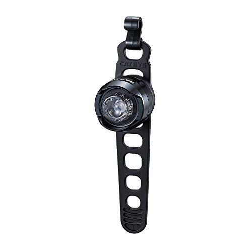 CAT EYE - ORB Front LED Bike Safety Light (Orb Front Black)