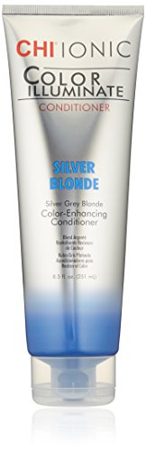 CHI Ionic Color Illuminate Silver Blonde Après-Shampoing