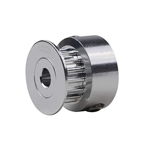 Mingtongli Aluminium Synchron-Rad 2GT 16T Pulley m Innenbohrung für 3D-Drucker m Breite Zahnriemen