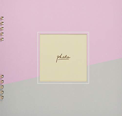 ALBUM PHOTOGENIC S GAS-02 pink