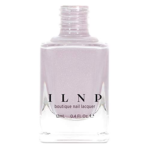 ILNP Vanish - Creamy Dusty Lilac Holographic Nail...