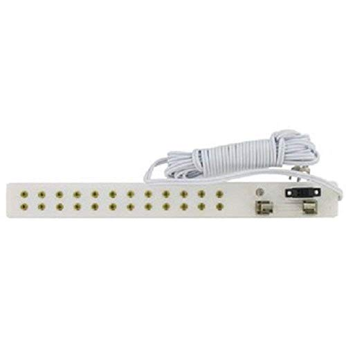 Prise Électrique 12 Emplacements Miniature Éclairage Maison De Poupée
