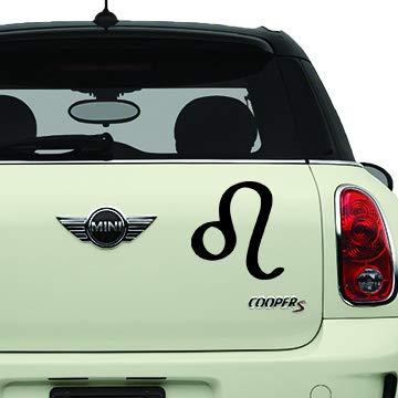 Zodiac icon Leo SCI-FI/Comics/Games Automotive Decal/Bumper Sticker