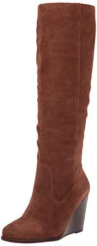 Jessica Simpson Women's Caydee Fashion Boot, Tobacco, 7 M US